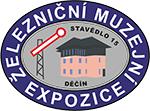 Logo muzea Děčín